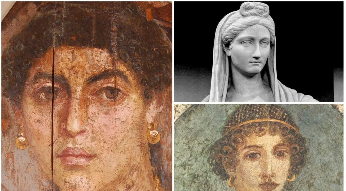 Cosméticos en la Antigua Roma