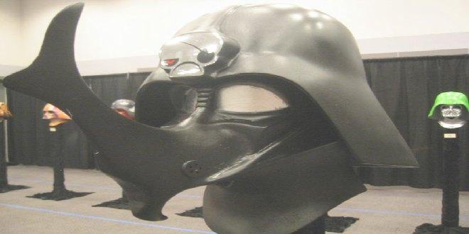 Darth Vader casco escarabajo