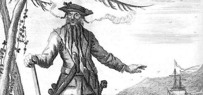 piratas más famosos