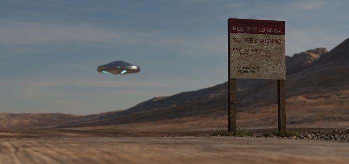 Qué es el Área 51