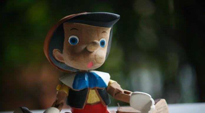 El efecto Pinocho narices delatoras
