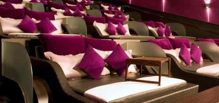 El mejor cine del mundo. Blitz Megaplex, Indonesia