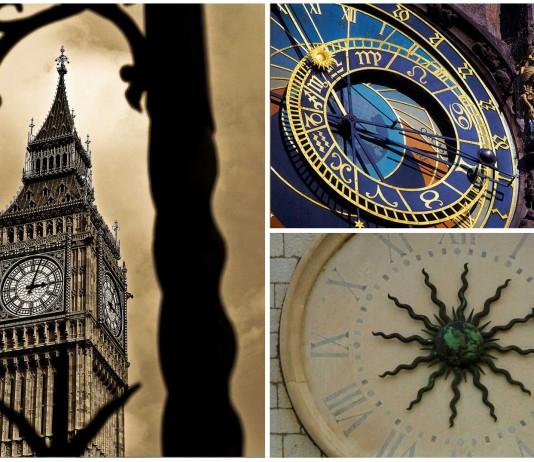 Los relojes más peculiares de Europa