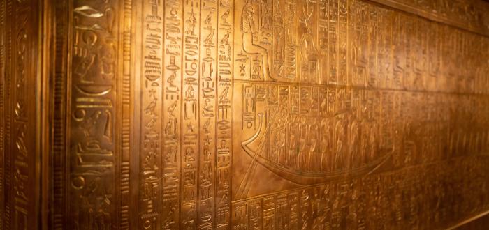 Tumba de Tutankamón 3