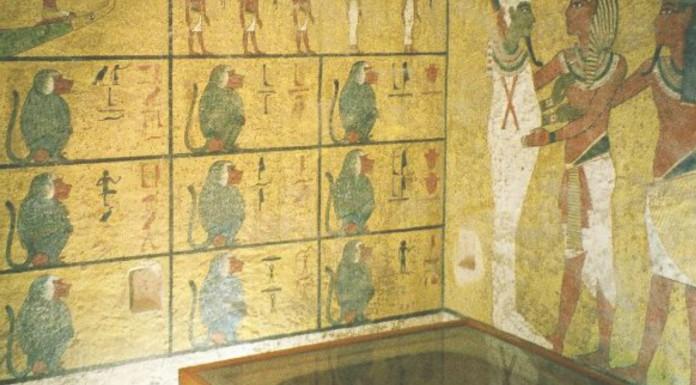 Una réplica de la tumba de Tutankamon ¡para todos!