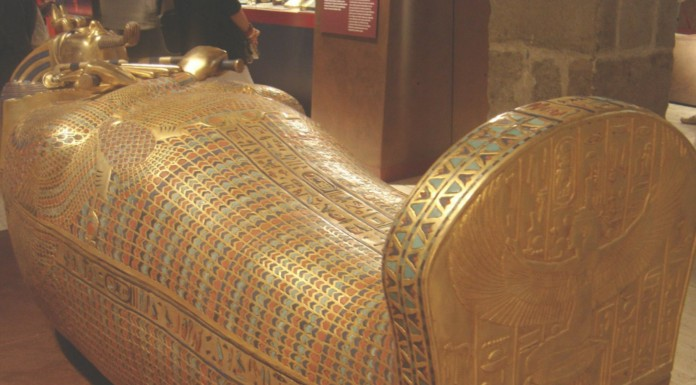 Descubre todo sobre la tumba de Tutankamon