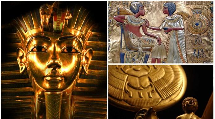 ¿¡El tesoro de Tutankamon era de prestado!?