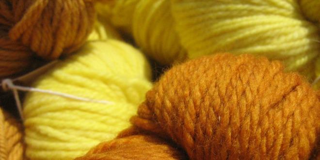 Tejer lana