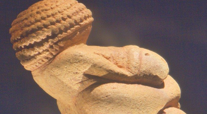 Misterios sobre la Venus de Willendorf