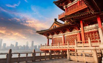 La Ciudad Perdida en China