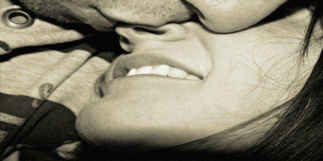 beso en la nariz