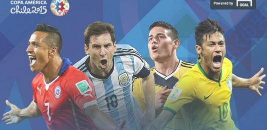 Curiosidades de la Copa América
