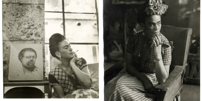 Frida Kahlo, enfermedad de Frida Kahlo