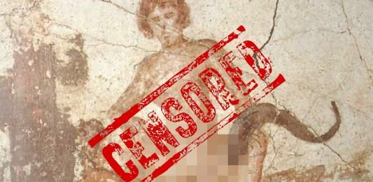Los objetos eróticos del Gabinete Secreto de Nápoles