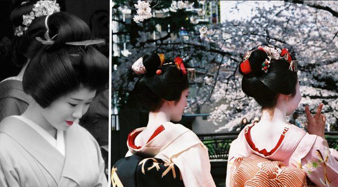 Las Geishas en la actualidad