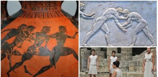 Los juegos en la Antigua Grecia