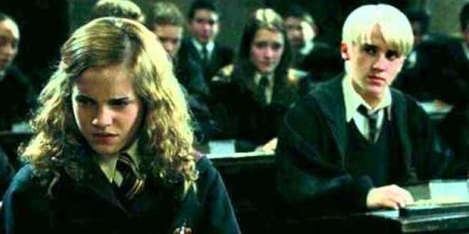 malfoy hermione
