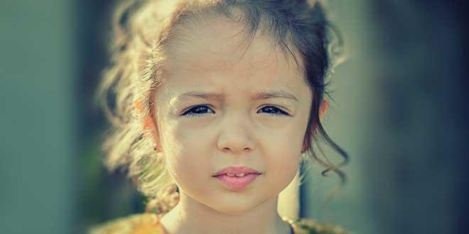 niño perceptivo