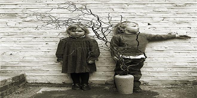 niños antiguos