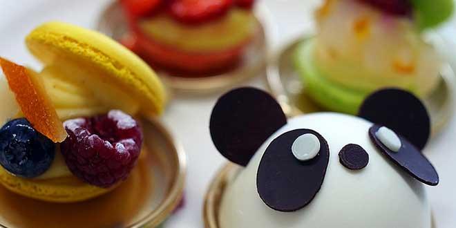 pastelitos de Tokio