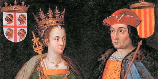 La pelirroja Petronila de Aragón y Berneguer IV
