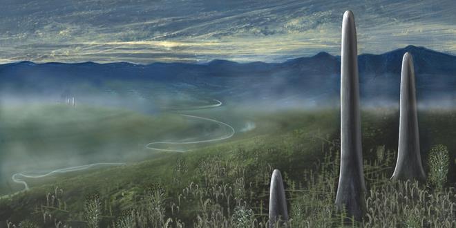 hongos gigantes