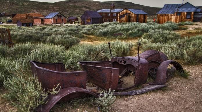 Descubre Bodie: el pueblo minero fantasma