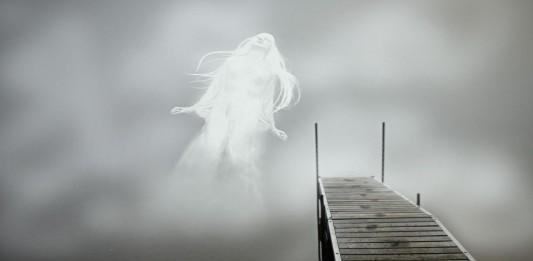 "La triste historia de la dama blanca de ""Lake Crescent"""