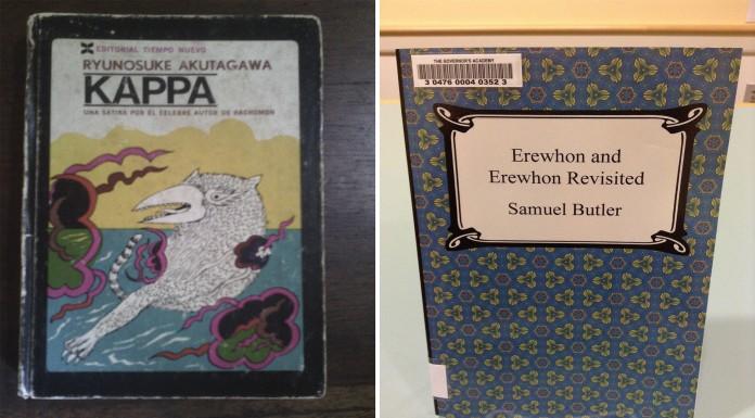 """""""Kappa"""" y """"Erewhon"""", 2 libros notables que deberías conocer"""