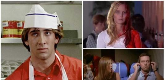 10 Famosos actores que aparecieron como secundarios y ni nos fijamos