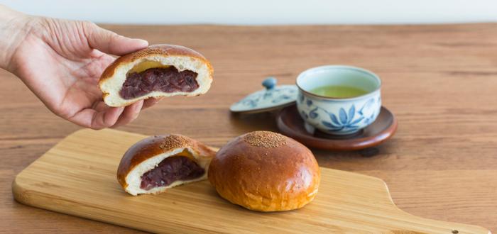 Dulces Japoneses. Anpan