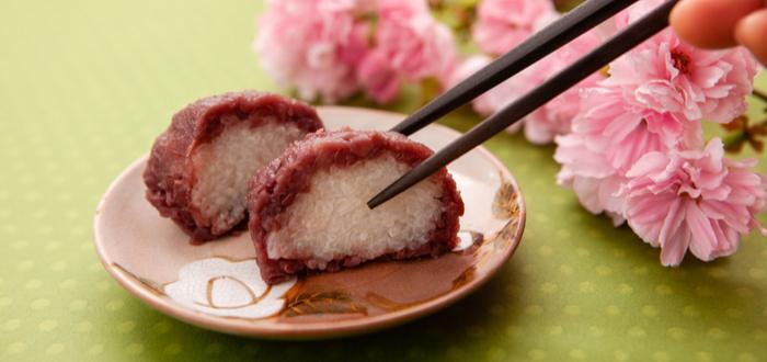 Dulces Japoneses. Botamochi