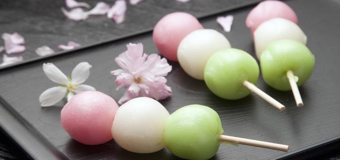 Dulces Japoneses. Dango