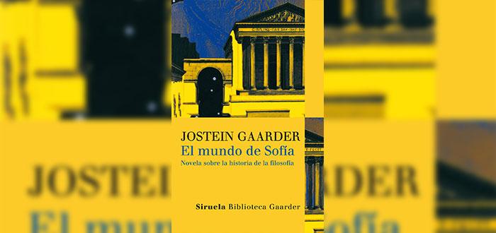 El Mundo de Sofía - Jostein Gaarder