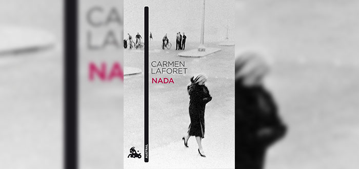 Nada - Carmen Laforet