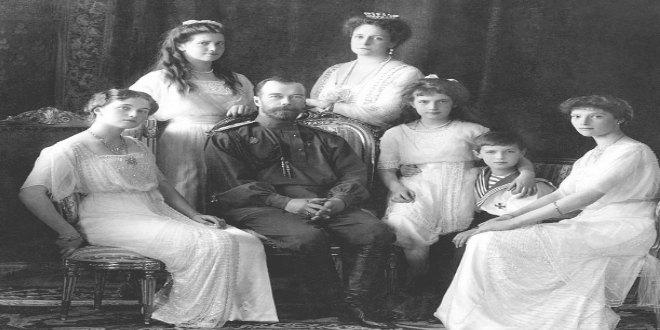 Nicolas II Rusia