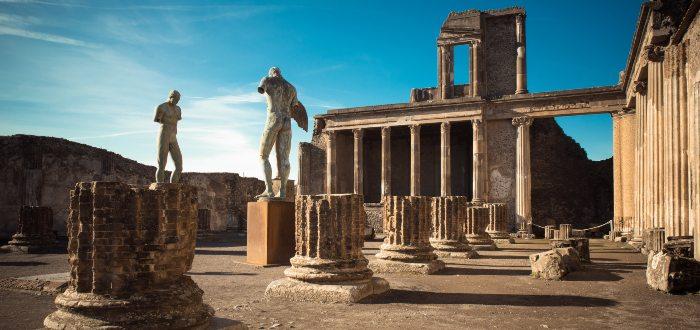 Curiosidades de Pompeya, la ciudad sepultada