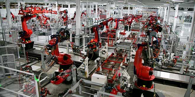Robots-fábrica-de-coches