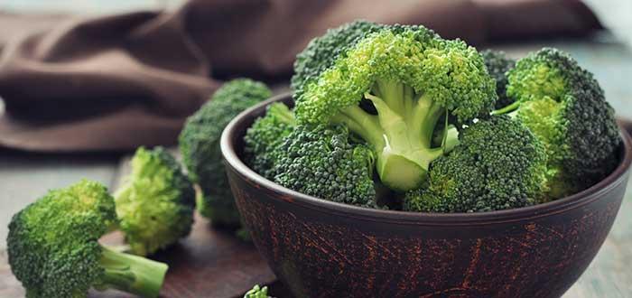 alimentos anticancerígenos. Brócoli