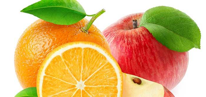 alimentos anticancerígenos. Frutas
