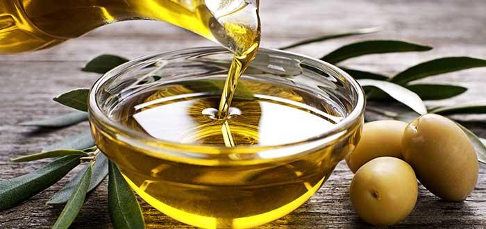 alimentos anticancerígenos. aceite de oliva