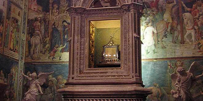 Catedral de Bolsena (Italia)