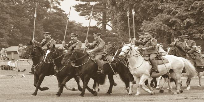 caballos guerra
