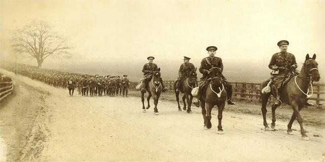 ejército de la 1 guerra