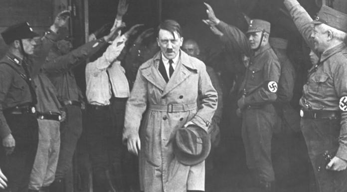 El sobrino de Hitler en el Ejército Americano