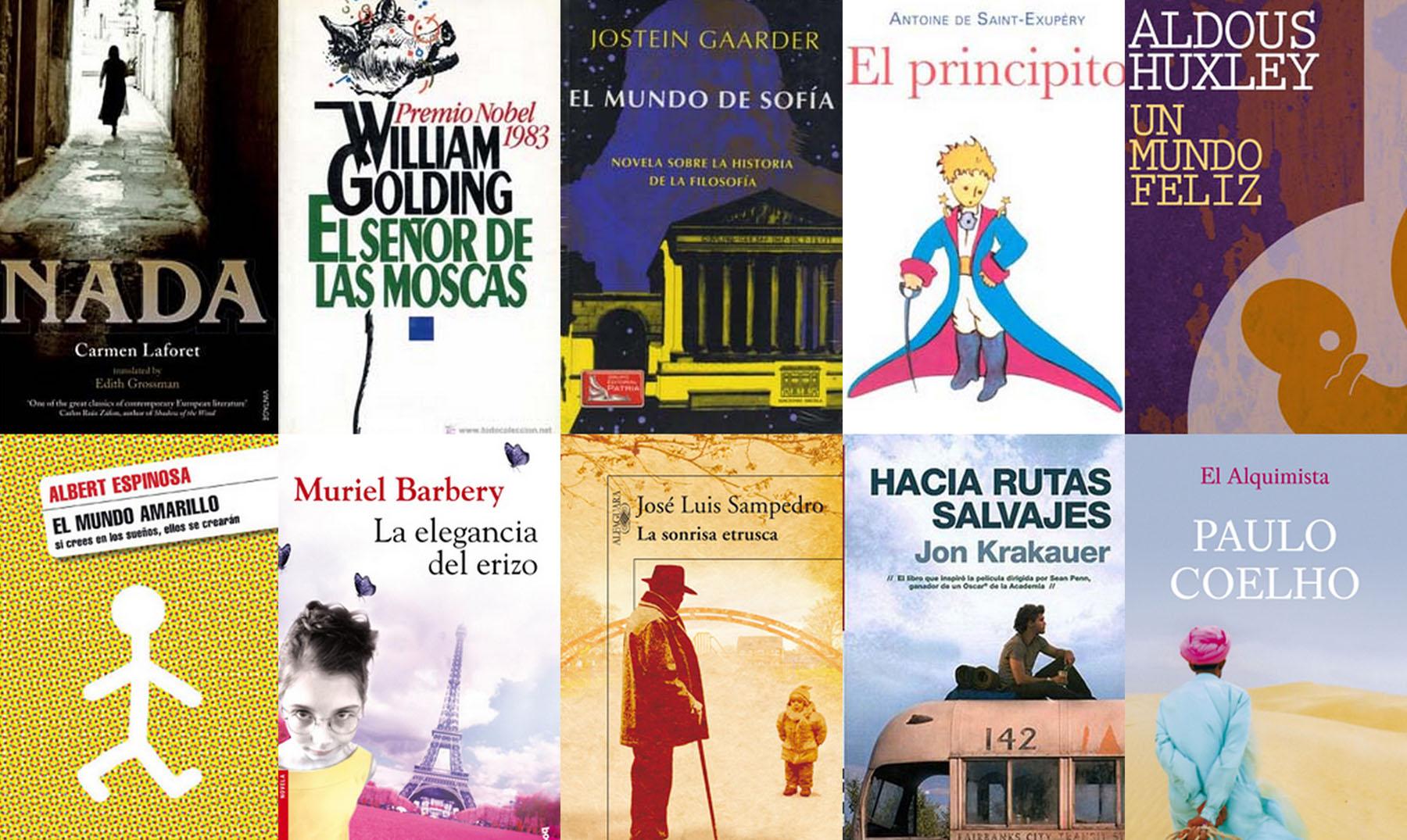10 libros que cambiarán tu forma de ver las cosas