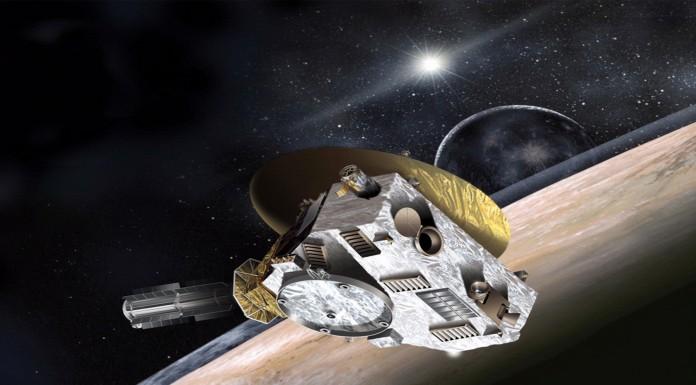 Un vuelo espacial a Plutón: la sonda New Horizons