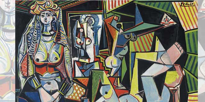 picasso mujeres argel