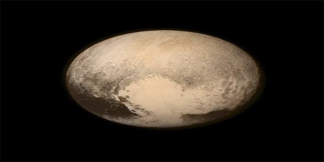 Primera imagen de Plutón