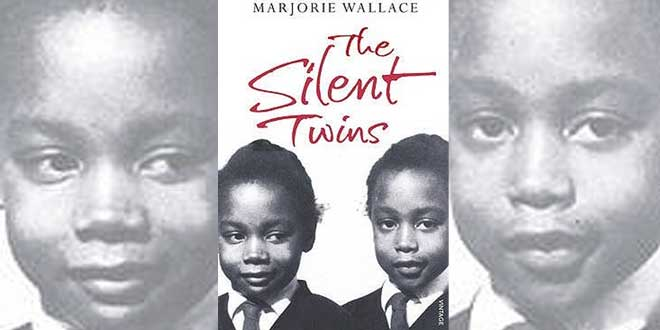 Portada del film The Silent Twins (1986, Marjorie Wallace)